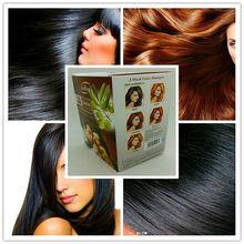 Pure natural long lasting hair darkening cream