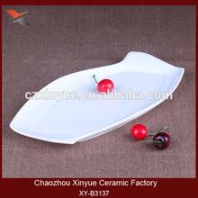 Wholesale ceramic fish dish chaozhou supplies