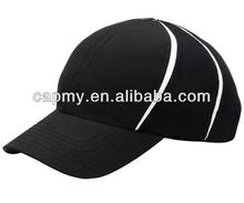 solid cotton baseball cap,snapback hat, CMC-1442