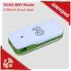 Hame A2 Power Bank MiFi 3G Pocket Router