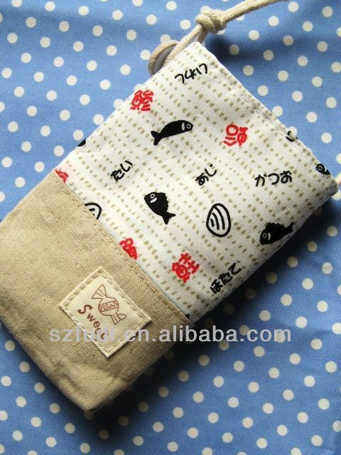 2014 New concise fashion bags Mobile phone package Phone bags