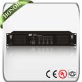El cci t- 4s60 cuatro canales de amplificador de potencia profesional