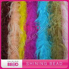 Fashion ostrich feather boa