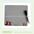Hot selling promotion gift magnetic kids writing boards