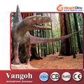 vg1158-- معرض الديكور التنين بالحجم الطبيعي