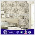 2014 hermosa flor interiores para el hogar papel pintado de china