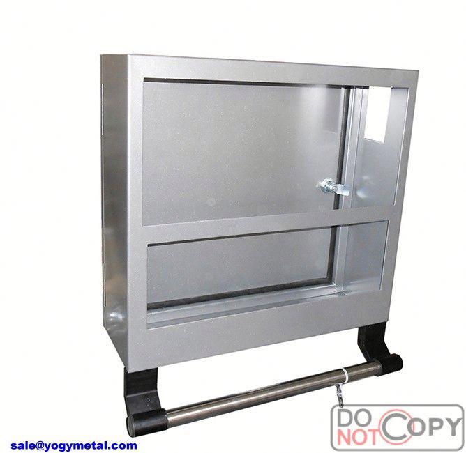 Manufacturer of custom aluminum boxes