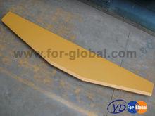 For spare parts loader base edge cutting edge V blade