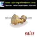 """Hx-7209 1/2 """" brass agrícola boquilla con 4 agujeros"""