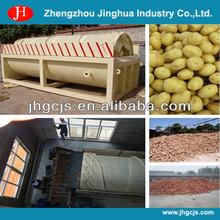 Low damage rate potato washing machine/ sweet potato washing machine/ cassava washing machine