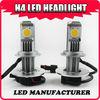 hot sale !!! OSRING H4 led motorcycle headlight cree cxa1512 led headlight car accessories