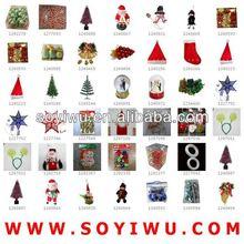 Ceramic Christmas Ball Ornament Manufacturer Wholesaler from Yiwu Market for Christmas Gift
