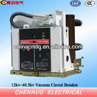 VS1 ZN63 VD4 11KV 630A 1250A vacuum circuit breaker