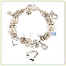 New Ladies Fashion Jewelry make crystal Bracelets
