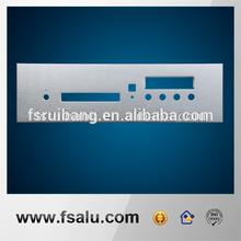 cnc fabrication service metal aluminium cnc milling work