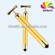 2014 face liftting 24k golden beauty bar for beauty care