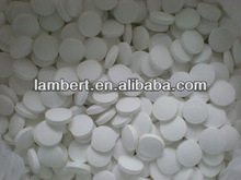 Atten!!! 3 chlorine tablets, SDIC,TCCA 90%