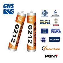 sanitary silicone sealants acetic Grey