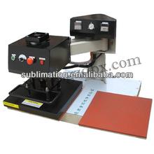 Digital automatic hot foil stamping machine digital t-shirt printing machi heat press machine for sale