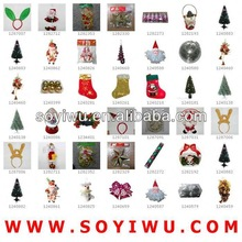 Fashion Jewelry Crystal Christmas Ornaments Manufacturer Wholesaler from Yiwu Market for Christmas Gift