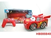 Children Cartoon character rc toy,4-chu remote control car with lights