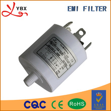 Household electrical appliance special plastic EMI filter