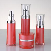15 30 50 100ml Hot Sale Cosmetic Acrylic Slim Waist Water Bottle