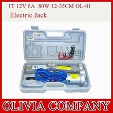 electric car lift jack electric powered car jack 12V 1T electric car jack