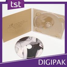 Best Quality Customized CD Digipak Printing