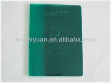 Color Soft Possport Holder,Possport PVC Case