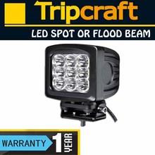 High bright! 90W LED WORK LIGHT 7200LM led truck and trailer light 5.2'' eco-zone Led Work Light
