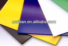 1.8mm to 50mm excellent colored Cast Acrylic,pmma,plexiglass sheet