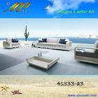 4s333-A3 modern furniture rattan outdoor sofa set