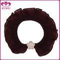 moda laço simples atacado laços elásticos de cabelo