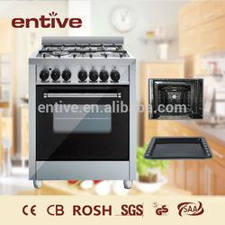 luxury energy saving digital conctrol electric range oven