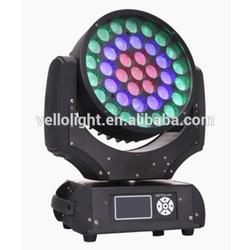 intelligent LED moving head LED lights wash RGBW 4 in 1 wash stage lights LED Wash XP-600