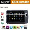 Baratos a370 impermeável tablet android 3g inteligente de baixo preço tapetesdecarro, ip65 ce rohs fcc com código de barras rfid impressão digital