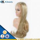 Free sample top grade 100% brazilian raw unprocessed cheap human hair wigs white women
