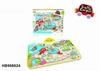 City traffic playmat,Baby educational toys