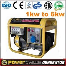 GENERATOR 2014 Home Use generator 1.5 kw Small 1.5 kva generator(ZH2000PS)