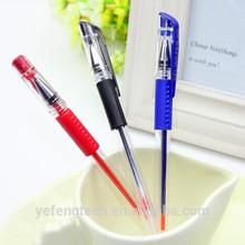 Classic Plastic Gel Pen / High-grade office gel pen / good quality cheap office gel pen