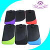 Universal leather pouch for samsung galaxy S3 custom phone pouch for all size wholesale