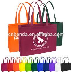 Hot selling_reusable shopping bag,non woven tote bag,shopper bag