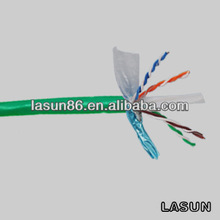 Shielded ethernet cable 1000ft bulk cat 6 cable