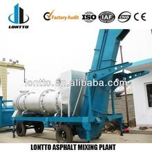 Lontto DHB20 Small Asphalt Equipment/ Asphalt Mixing Machine Price