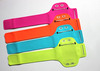 Mobile phone case waterproof lycra velcro armband for iphone4/4s