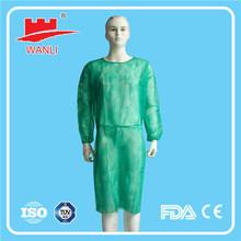 Non woven disposable nurse surgical clothing