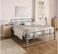 buena calidad de acrílico marco de la cama