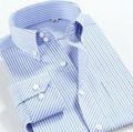 uomini abbigliamento striscia con maniche lunghe