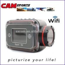 "professional digital video camera shockproof waterproof sport video camera 1.5""TFT LED 1080P Full HD"